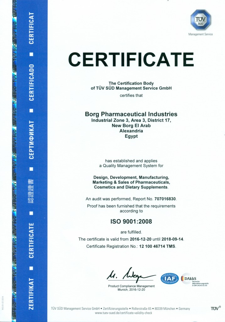 iso 9001 2008 quality manual